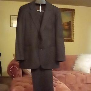 Men's 100% Wool Executive Suit